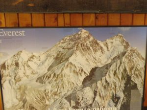 Еверест-рамкирана картина на  Нешенъл Географик