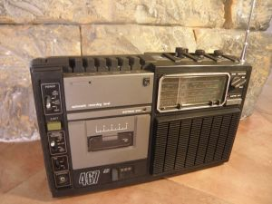 philips 467 cassetterecorder