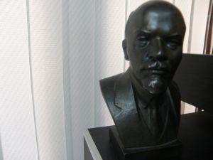 бюст на Ленин  с височина 23см