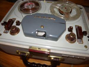 TESLA SONET DUO-ретро роклов магнетофон