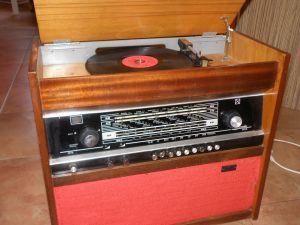 Radiogramo RIGONDA 102 mono