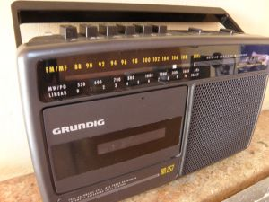 GRUNDIG RR257 Cassette-Recorder or -Player