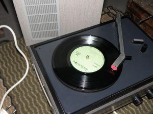 Gramofon TESLA/SUPRAFON/ GZ 070