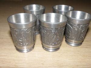 чашки за алкохол VOGEL  5бр.