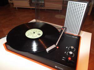 Gramofon Model: Unitra Fonica WG-414