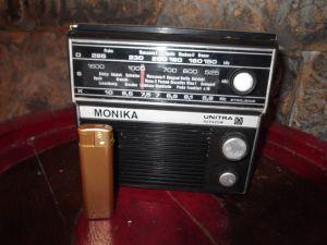 Miniradio UNITRA Monika