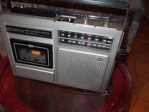 Radiocassette rekorder TOKYO KC-621