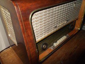 Radio STASSFURT 600-I