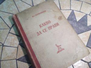 """Чернишевски 'Какво да се прави"""""""
