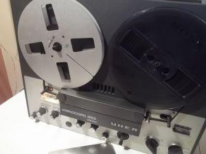 ролков магнетофон  UHER VARIOCORD 263 Stereo -Uher Werke; München    (D)