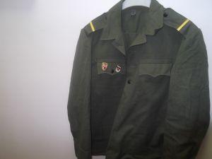 Лятна войнишка униформа-куртка, панталон -нови