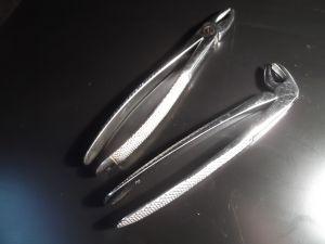 Зъболекарски клещи-2бр