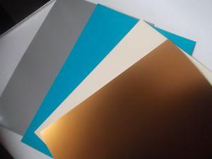 Гланцирани цветни картони формат А4-350гр.