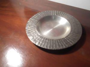метален пепелник-чиния 15см