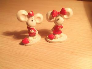 """играчки-сувенири """"Мики Маус и приятека"""""""