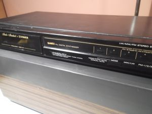 FISHER Stereo tuner FM345