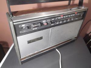 Radiocassetterecorder PHILIPS RR 40