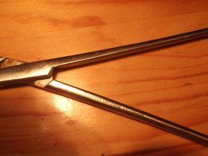медицинска ножица