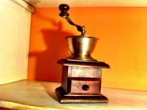 мелничка за кафе