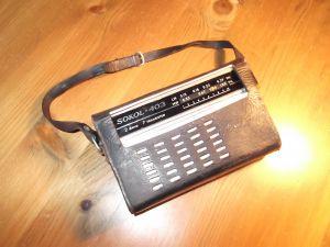 SOKOL 403 radio