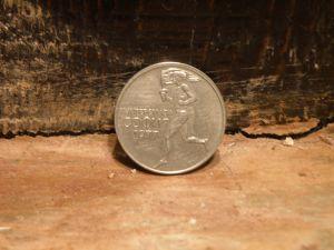 монета от НРБ