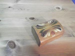 Дървена кутийка за бижу-Goteborg