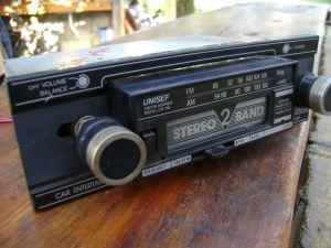 Рерто  радио за автомобил  UNISEF CR 20 CAR ENTERTAINMENT