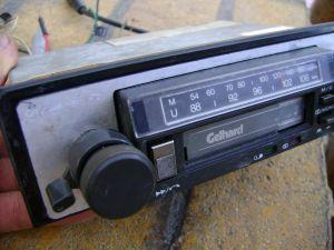 Рерто  радио за автомобил  GELHARD RS 2035 car radio