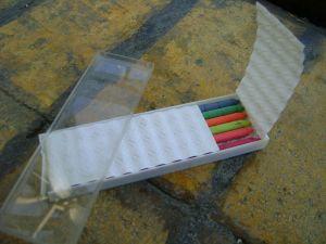 Графитни мини за KOH i NOOR 5,45mm цветни  -6 цвята