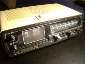 Radio SANYO RM 5320,Digital Clock