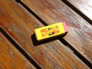 Гума за триене на молив за колекционери KOH-I -NOOR 4770- неизползвана