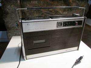 Radio Cassette Recorder AIMOR 3000S