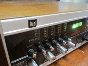 DUAL CR50-HIFI tuner