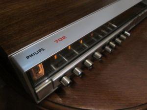 PHILIPS 702-HIFI tuner