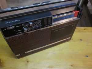 TELEFUNKEN Partysound stereo 201-Cassette-Recorder or -Player