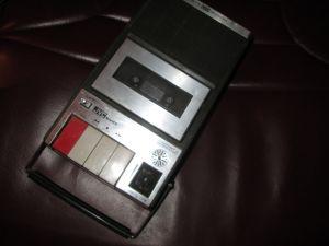 JVC NIVICO1602U cassette recorder