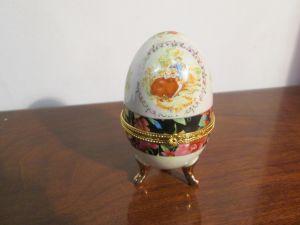 Порцеланово яйце LIMOGES-France