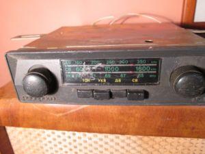 Рерто  радио за автомобил  РЕСПРОМ  РП-А-III-I  car radio