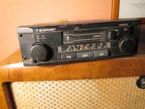 Рерто  радио за автомобил BLAUPUNKT -madrid 23 car radio