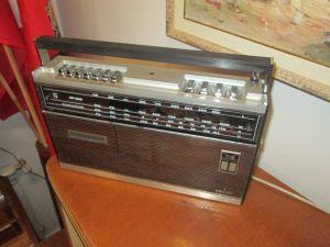 PHILIPS 523 cassette recorder