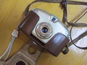 PENTI Welta -фотоапарат