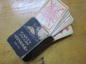 Архивни карти за игра-колида малък размер