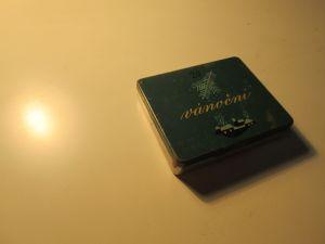 Метална кутия от цигари VANOCNY