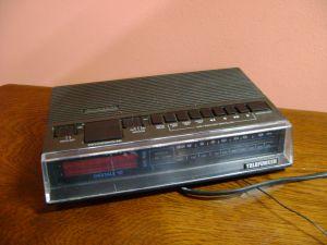 Telefunken Deutschland -clock radio