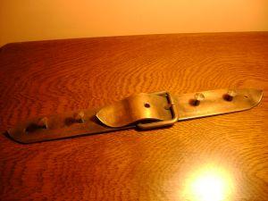 Арт зкачалка от месинг/скулпторен екземпляр/