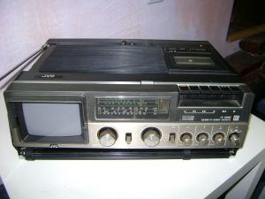 JVC CX 500 ME