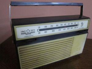 radio  ALPINIST  405