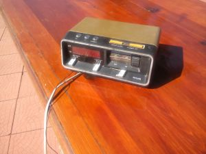 Clock radio Philips 90as