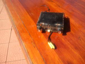 retro Philips car radio