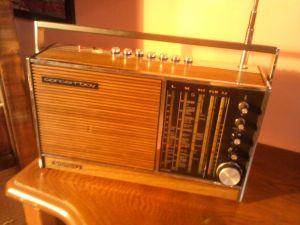 radio Grundig concertboy